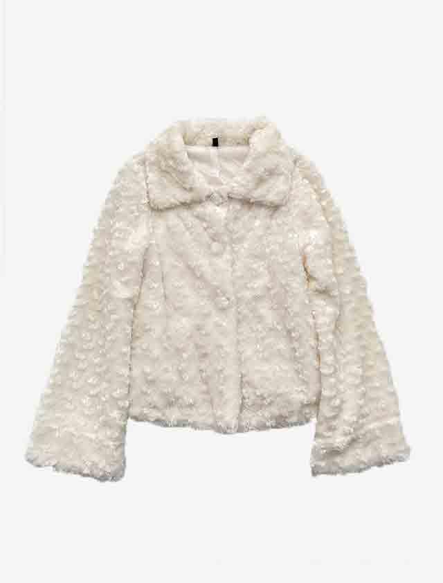 エコファージャケット ホワイト