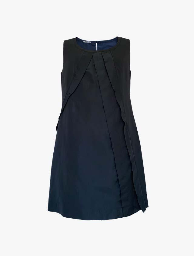 ミュウミュウ ボックスラインのドレス miu miu