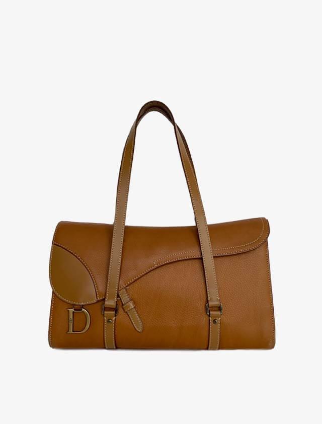 Christian Dior クリスチャンディオール サドル ハンドバッグ