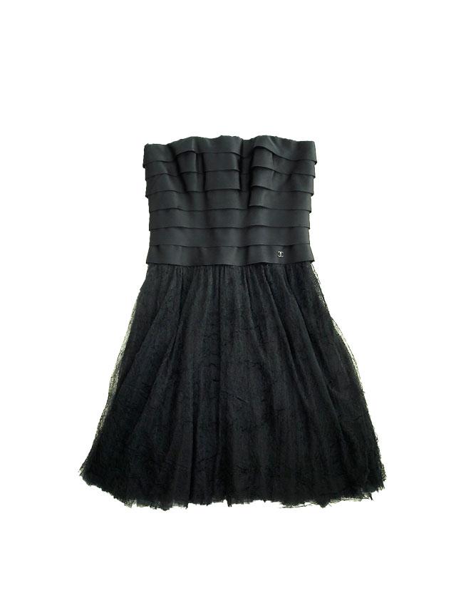 CHANEL シャネル リトルブラック ドレス